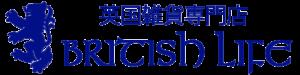 BRITISH LIFEサイトロゴ
