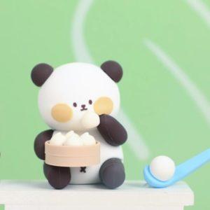 もぐもぐパンダ