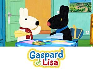 リサとガスパーユ