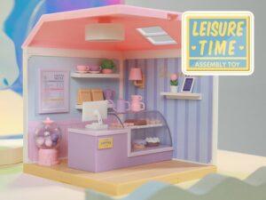 レジャータイムシリーズ デザートハウス