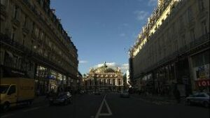 フランスのオペラ座