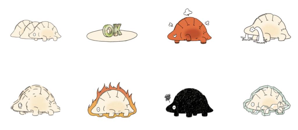 ギョウザウルス