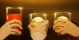 ストレイドッグスに乾杯