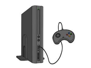 据え置きゲーム機