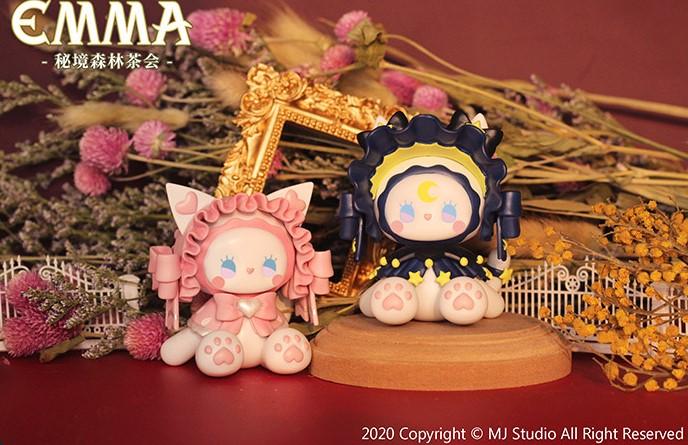 MJ STUDIO EMMA 秘境の森のお茶会シリーズ