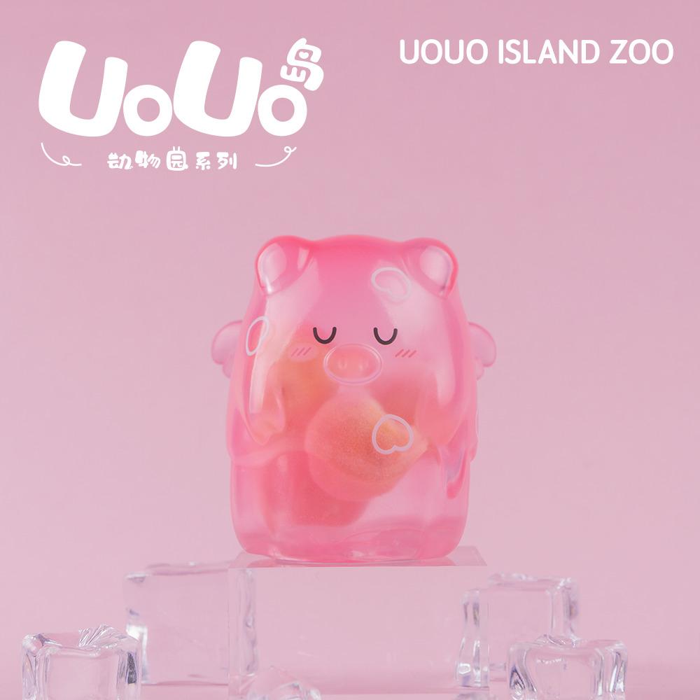 cichy x BOOM!BOX UOUO(ユーオーユーオー)ISLAND ZOOシリーズ