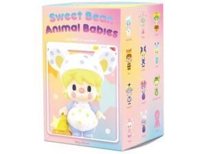 POPMART Sweet Bean(スイートビーン)アニマル ベイビーズ シリーズ