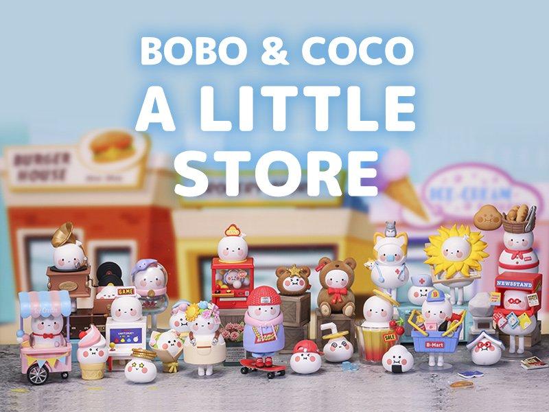 BOBO & COCO リトルストア シリーズ