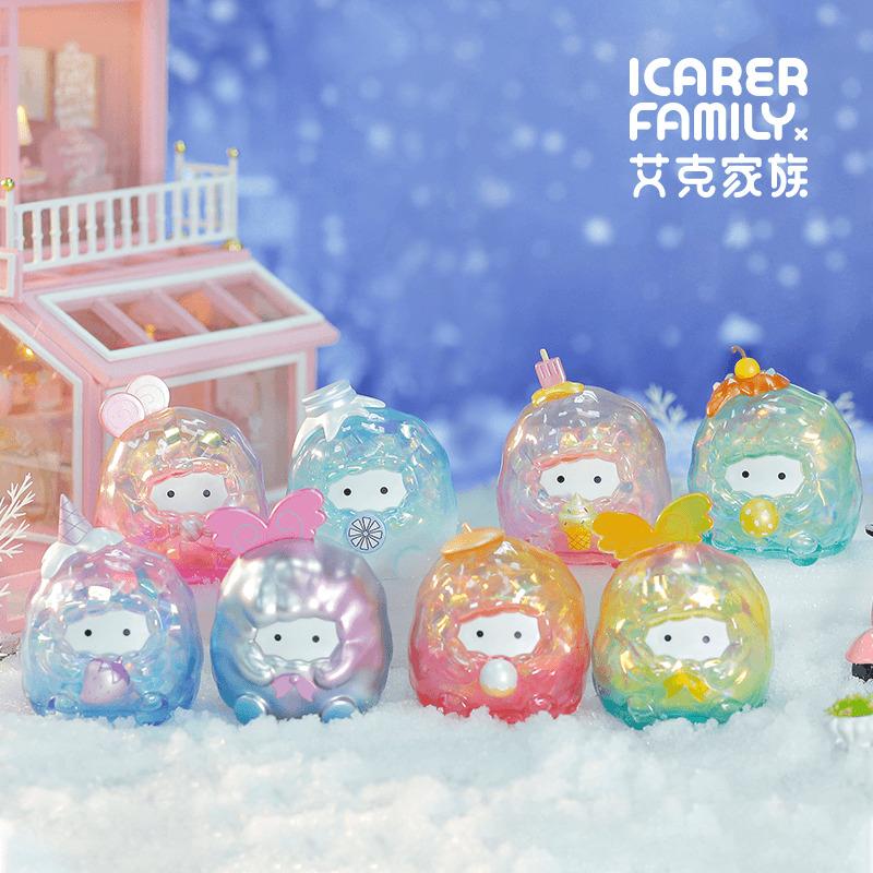 ICARER Family TROY(トロイ)デザートパーティーシリーズ
